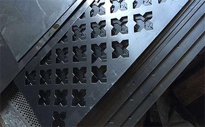 铁板冲孔板