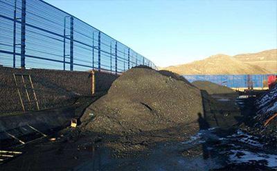煤场防风抑尘网